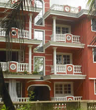 Villas and Appartments in Goa